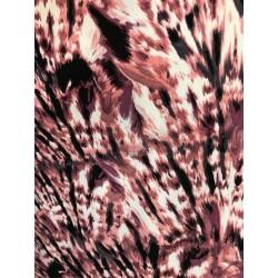 Organic Rayon Challis Print