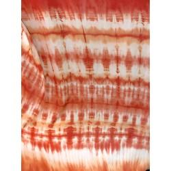 Organic Rayon Challis Tie Dye Print