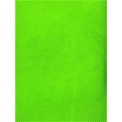 Neon Green Tulle