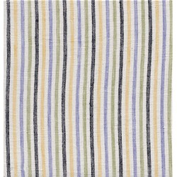 Striped Yarn Dyed 100% Irish Linen