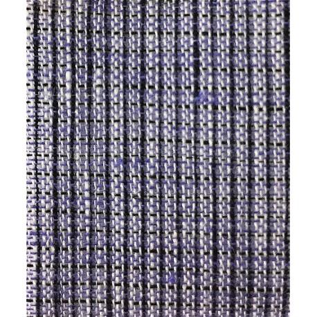 Purple Tweed Yarn Dyed 100% Irish Linen