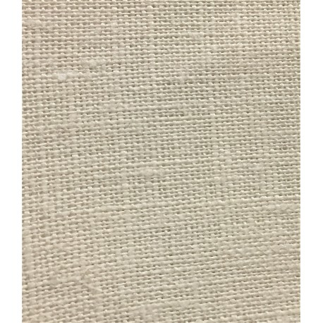 Eggshell Medium Weight 5.5 oz Linen