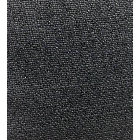 Charcoal Medium Weight 5.5 oz Linen