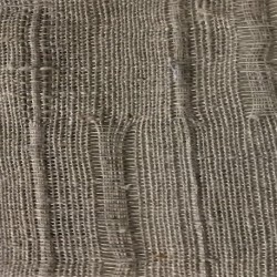 Slate Lithuanian Long Rice Jacquard Linen