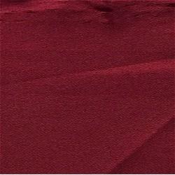 Burgundy Stretch Polyester Satin