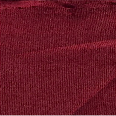 Burgundy Stretch Polyester Satin