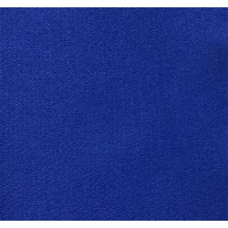 Royal Blue Stretch Polyester Satin