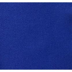 Royal Blue Stretch Polyester Satin