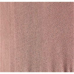Dark Nude Stretch Polyester Satin