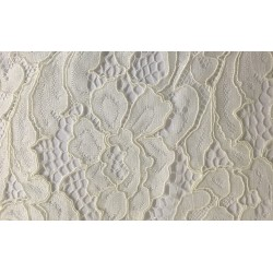 Ivory Light Weight Guipure Lace