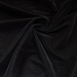 Black Triple Velvet