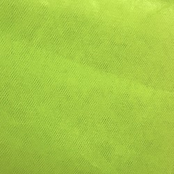 Lime Tulle