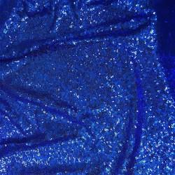 Blue Mini Disk Sequins
