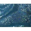 Iridescent Blue Mini Disk Sequin